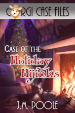 Case of the Holiday Hijinks (CCF#3)